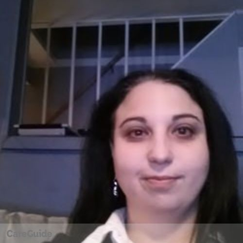 Canadian Nanny Provider Melissa 's Profile Picture