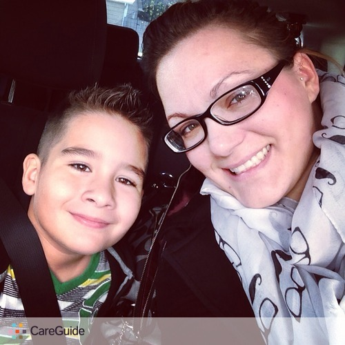 Child Care Job Sara Sexton's Profile Picture