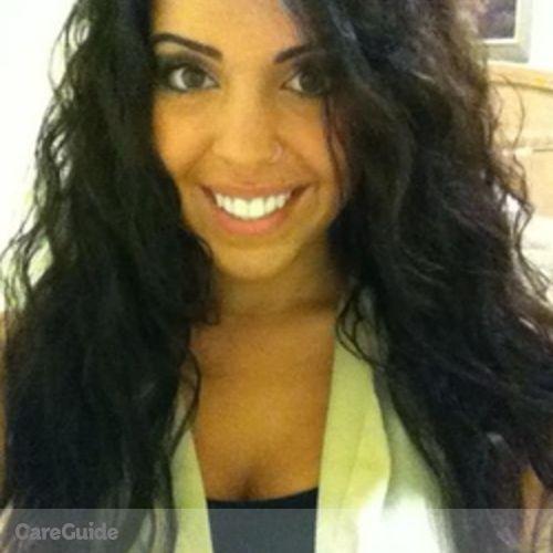 Canadian Nanny Provider Michelle Penteado's Profile Picture