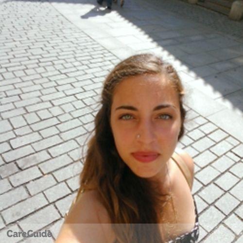 Canadian Nanny Provider Maite Gómez Carvajal's Profile Picture