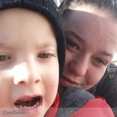 Canadian Nanny Provider Lyndsay Raike's Profile Picture
