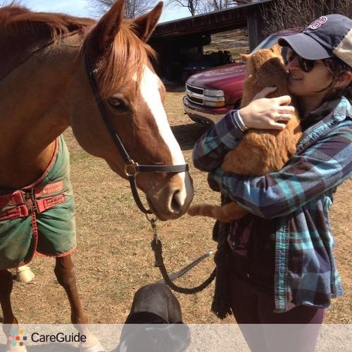 Pet Care Provider Nell Andersson's Profile Picture