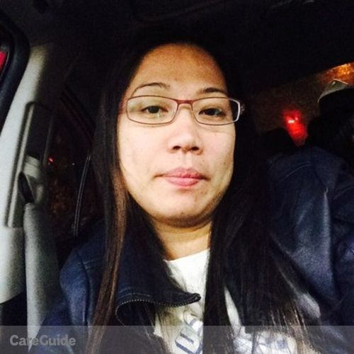 Canadian Nanny Provider Bernadeth Umadhay's Profile Picture