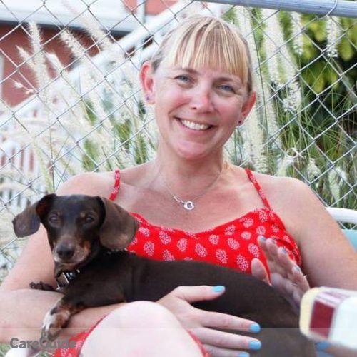 Pet Care Provider Michelle Lentz's Profile Picture