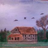 Painter in Fargo