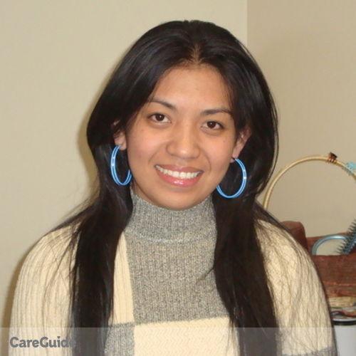 Canadian Nanny Provider Jaira Curameng's Profile Picture