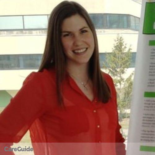 Canadian Nanny Provider Melissa Foden's Profile Picture