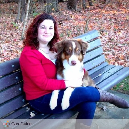 Pet Care Provider Mindy Roger's Profile Picture