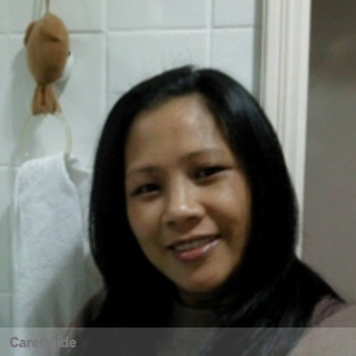 Canadian Nanny Provider Jovita Wangag's Profile Picture