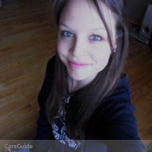 Canadian Nanny Provider Samantha B's Profile Picture
