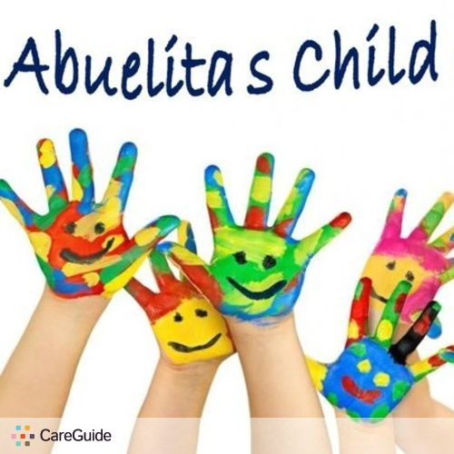 Child Care Provider Abuelita´s Child Care's Profile Picture