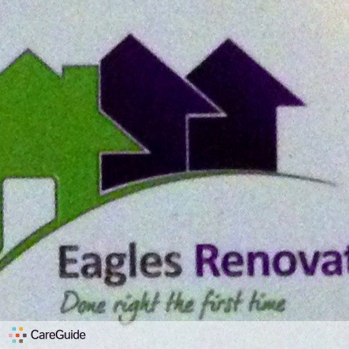 Roofer Provider Eagles Renovations's Profile Picture