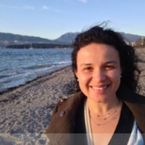 Canadian Nanny Provider Mercia T's Profile Picture