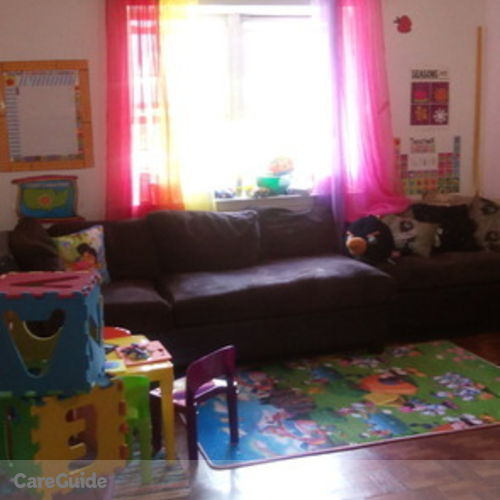 Child Care Provider Monique M's Profile Picture