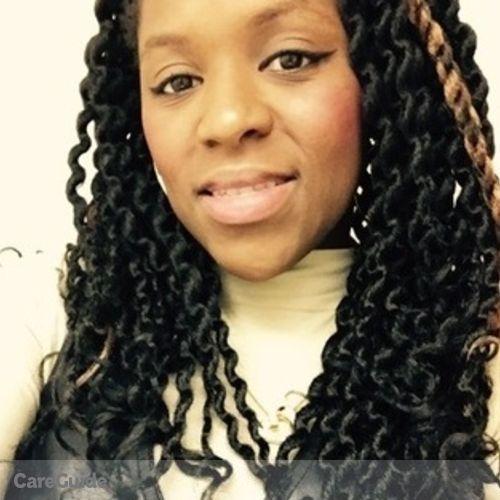 Child Care Provider Precious Harris's Profile Picture