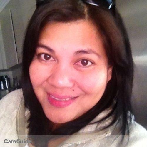 Canadian Nanny Provider Gina Octaviano's Profile Picture