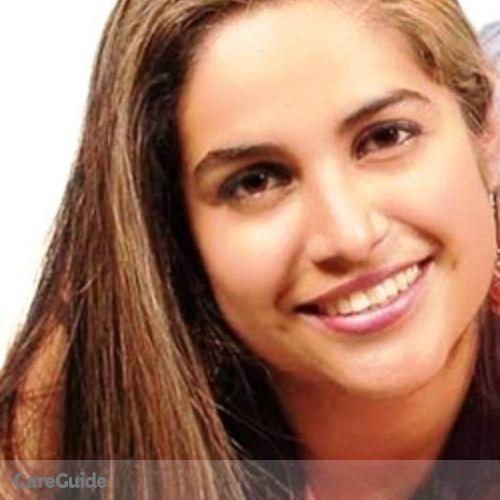 Canadian Nanny Provider Maria Alexandra Molina M's Profile Picture