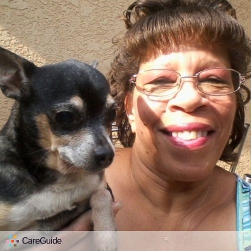 Pet Care Provider Gloria I's Profile Picture
