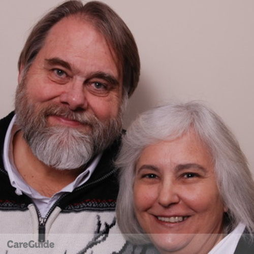 House Sitter Provider Rob and Mary Benton's Profile Picture