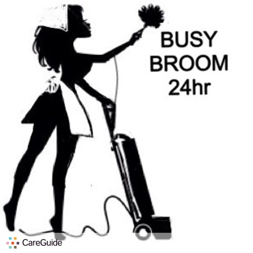 Housekeeper Provider The Busy Broom's Profile Picture