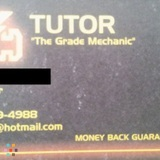 Experienced Tutor - $20/hour!