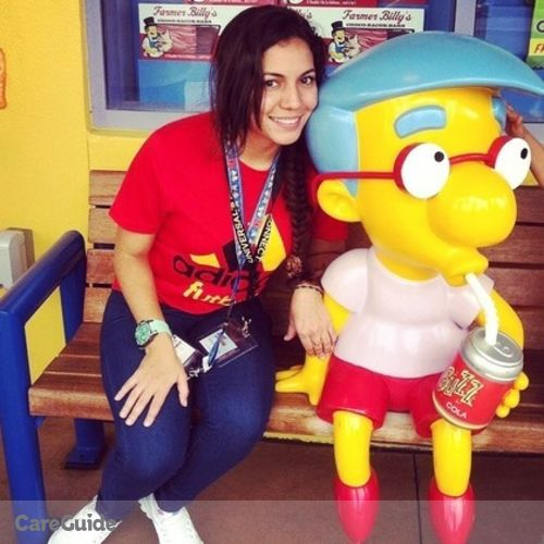 Canadian Nanny Provider Grisel G's Profile Picture