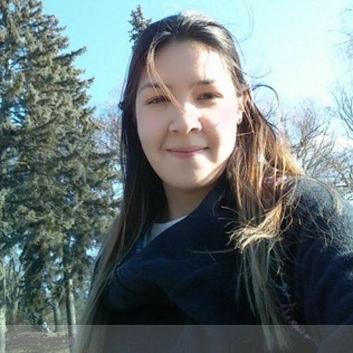 Canadian Nanny Provider Angie Herrera's Profile Picture