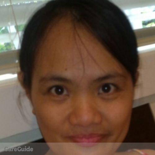 Canadian Nanny Provider Alejandria D's Profile Picture