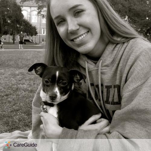 Pet Care Provider Rachel Newton's Profile Picture