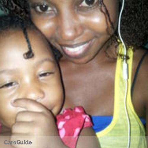 Canadian Nanny Provider Vaneasia E's Profile Picture