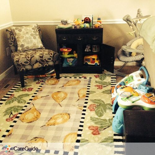 Child Care Provider Mackenzie P's Profile Picture