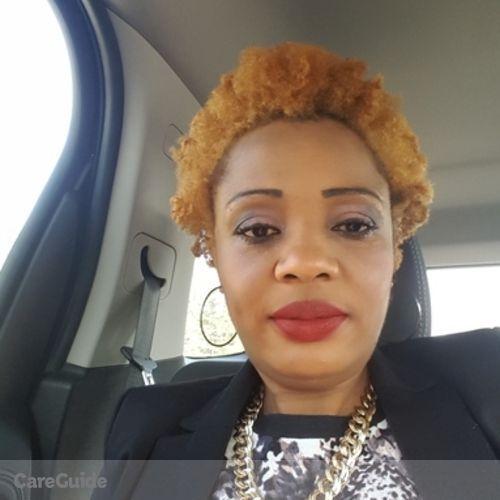 Canadian Nanny Provider Mimi Njoh's Profile Picture