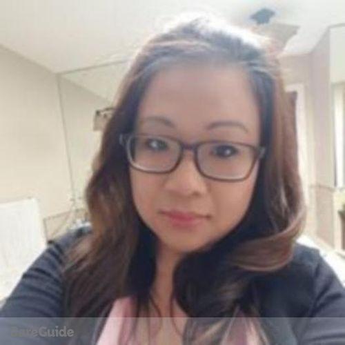 Canadian Nanny Provider Christina Gan's Profile Picture