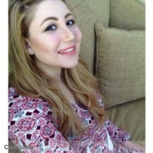 Canadian Nanny Provider Jessica S's Profile Picture