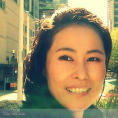 Canadian Nanny Provider Seonmee(Sara) K's Profile Picture