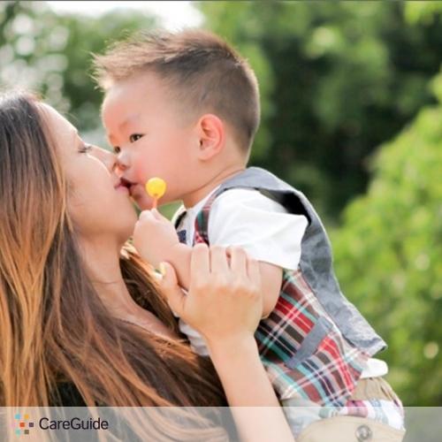 Child Care Job Jessica Gameros's Profile Picture