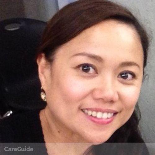 Canadian Nanny Provider Cherry Peregil's Profile Picture