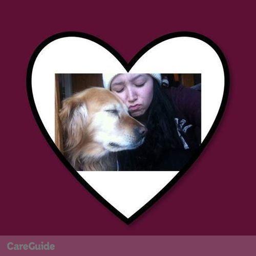 Pet Care Provider Alyssia R's Profile Picture
