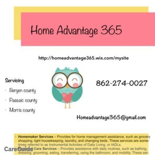Elder Care Provider Home Advantage 365's Profile Picture