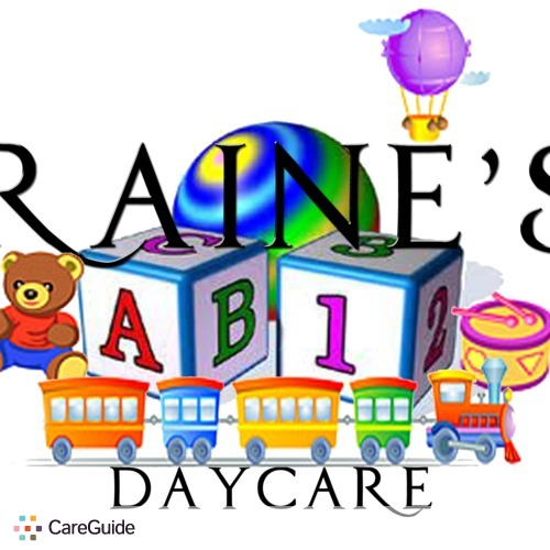 Child Care Provider Sharaine Harris's Profile Picture