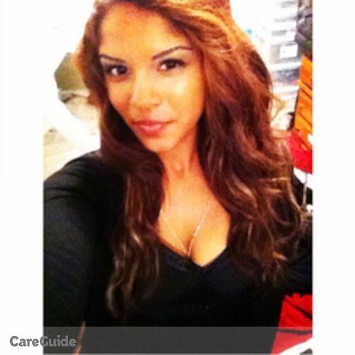 Canadian Nanny Provider Elizabeth Ramnarine's Profile Picture