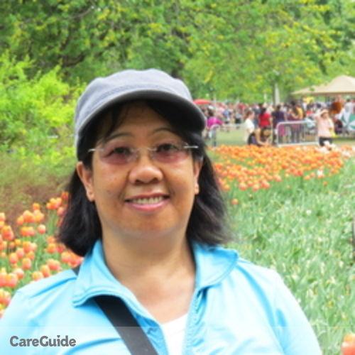 Canadian Nanny Provider Adela Sama's Profile Picture