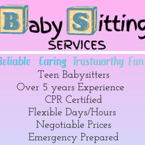 Child Care Provider Mahima & Savneet Babysitting Services's Profile Picture