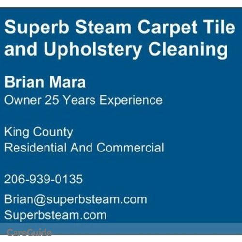 Housekeeper Provider Brian Mara's Profile Picture
