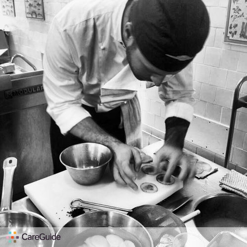Chef Provider Alex K's Profile Picture