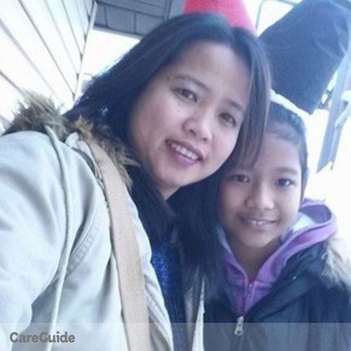 Canadian Nanny Provider Venera Lucero's Profile Picture