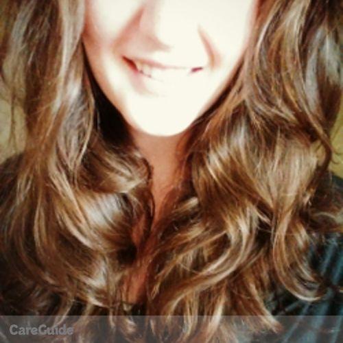 Canadian Nanny Provider Lauren Dos Santos's Profile Picture