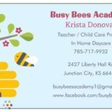 Daycare Provider in Junction City