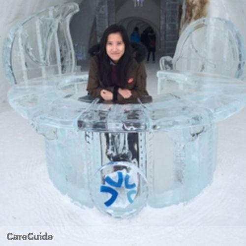 Canadian Nanny Provider Sarah De Asis's Profile Picture