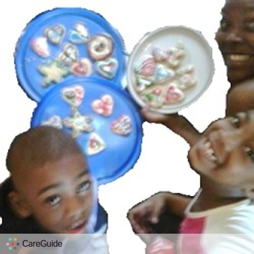 Child Care Provider Camilla K's Profile Picture